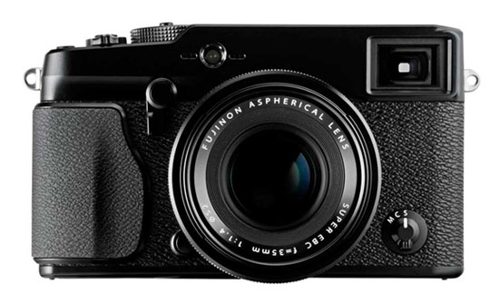 The Fujifilm X-Pro1 File