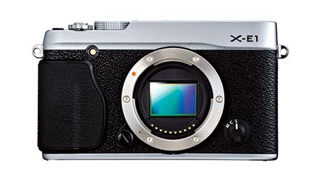 The Fujifilm X-E1 File