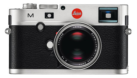 The Leica M Typ 240 File