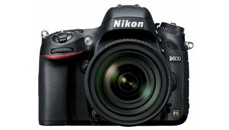 The Nikon D600 File