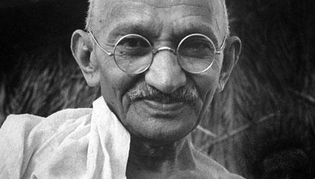 Gandhi and HCB