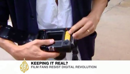 """Real Film Thrives in the Digital Age — """"There Is Just Something About It That Is Punchier, Deeper…"""""""