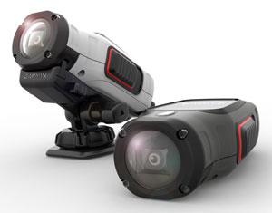 Garmin's VIRB, reborn action camera.