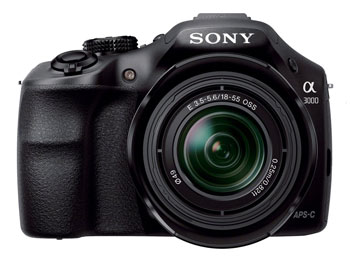 The low budget Sony A3000 -- a wolf in sheep's clothing with the heart of a NEX.