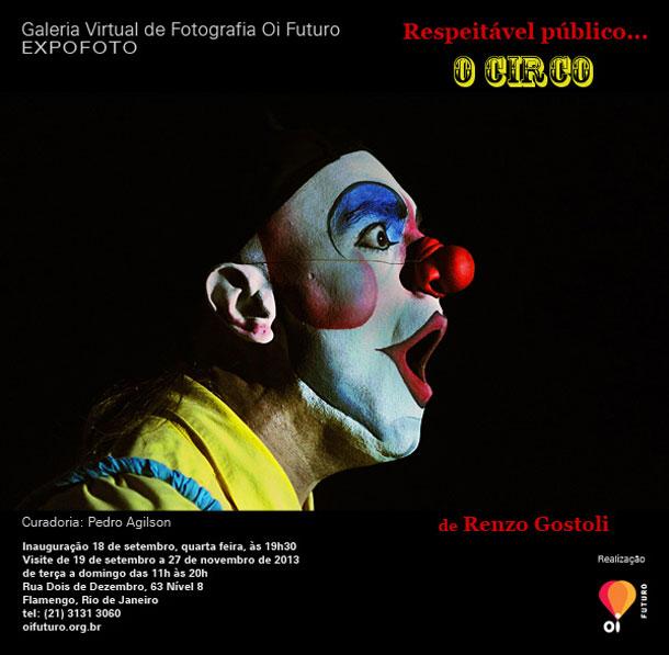 O Circo | Renzo Gostoli