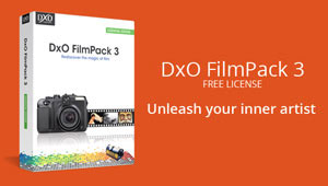 DxO FilmPack 3 with no strings attached -- one of the very best film emulation softwares for free.