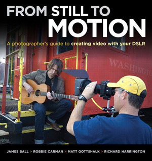 Trying to get more motion out of your camera? You might want to read From Still to Motion: A Photographer's Guide to Creating Video With Your DSLR.