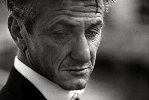 "maurice haas sean penn ""Passion for the Best Possible""    Interview With Maurice Haas, Photographer"