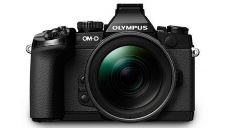 The Olympus OM-D E-M1 File