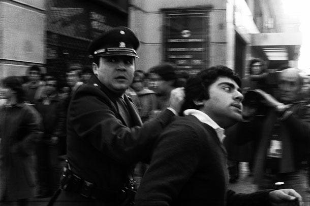 Chile -- Imagenes de la Resistencia | Juan Carlos Cáceres / Archivolatino
