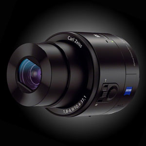 Sony QX100 lens module -- bold concept, just not yet mature?