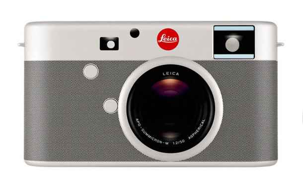 The purist Leica M by Apple chief designer Jonathan Ive.