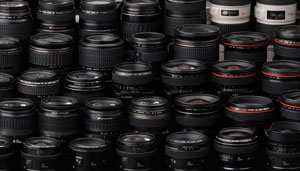 The future of lenses is all about interchangeability of formerly strictly proprietary gear.