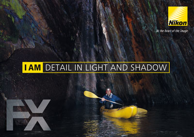 Nikon bets on FX.
