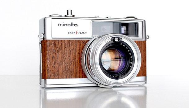 Minolta Hi-Matic 9 | Ilott Vintage