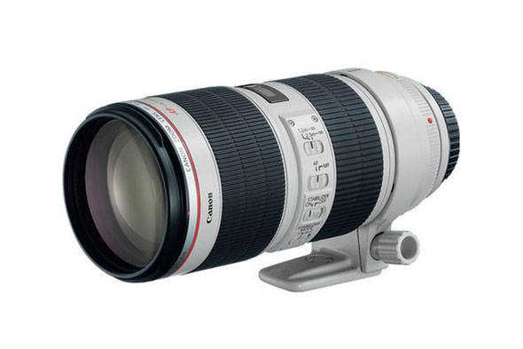25% off the Canon 70-200mm F2.8L II USM, quite a steal!