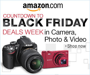 Countdown to Amazon Black Friday Deals...
