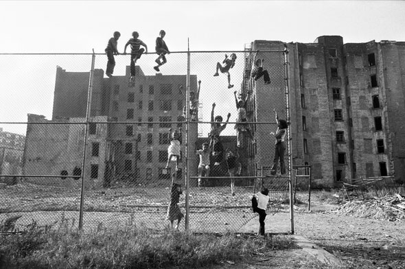 Kids & Ruins | Martha Cooper