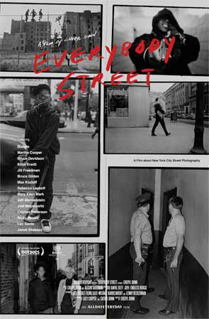 Everybody Street -- The Street Photography Documentary