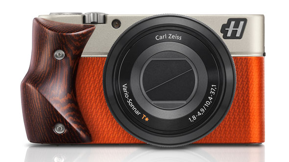 The Hasselblad Stellar Orange Special Edition | Hasselblad