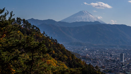 Japan Autumn Leaf Viewing, Mount Fuji, the Sony A7R and Lots of Legacy Lenses