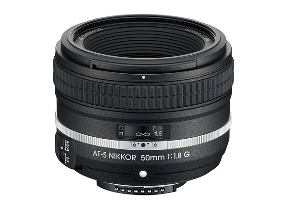 Nikkor 50mm F1.8G Special Edition