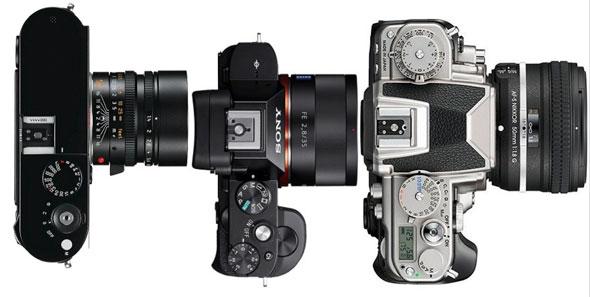 Leica vs. Sony vs. Nikon | Steve Huff