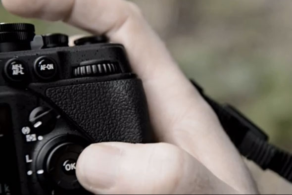 ... meaning Nikon's so confident about the DF they can't get it quickly enough into the mind of photographers.