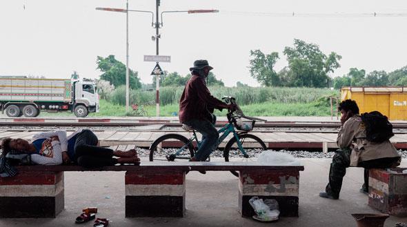 Train Station | Ronn Aldaman