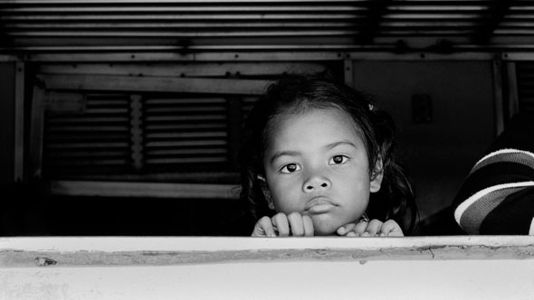 Girl on Train | Ronn Aldaman