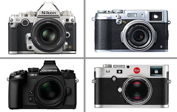 Photography's Modern-Day Classics — Cameras Blending High-Tech ...
