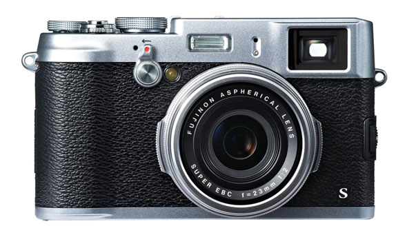 The Fujifilm X100S features a hybrid viewfinder giving both eye-level optical and an electronic view for checking focus, exposure, shutter speeds, ISO and aperture. This camera features a 23mm fixed F2 Fujinon lens. The X00S is priced at $1,299.