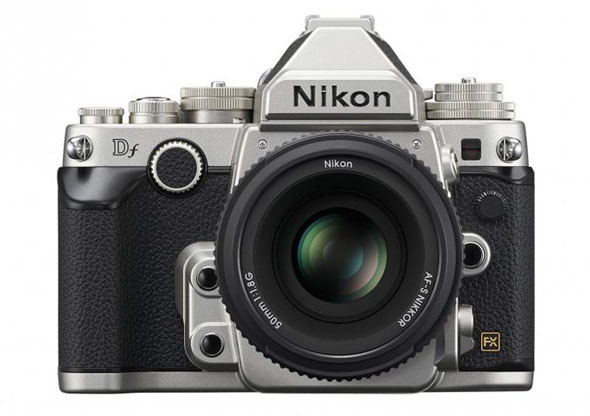 The Nikon Df with the same full-frame quality sensor as the D4 has classic styling with mechanical dials for ISO, shutter speed, exposure compensation and shutter release mode. Nikon has also made a special edition, older looking 50mm F1.8G kit lens. Priced at $2,996, the Nikon Df is a considerable investment for most photographers and might be a tough choice against the comparably priced D800.