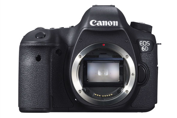 Canon full-frame EOS 6D currently $1,415 from Amazon...