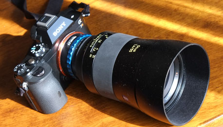 F-Stops, Fads, Monstrous Lenses and Composition (Plus Sony A7R with Zeiss Otus Comparisons…)