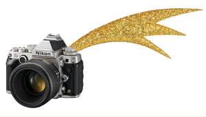 The Nikon Df, mostly pulling all the right strings...