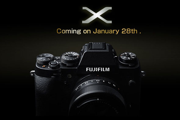 Great, another camera officially leaking and preannouncing a camera announcement -- voilà the X-T1, Fujifilm's likely new X series flagship. | Fujifilm