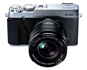 Great Fujifilm X series specials, such as this X-E1 kit for $999.