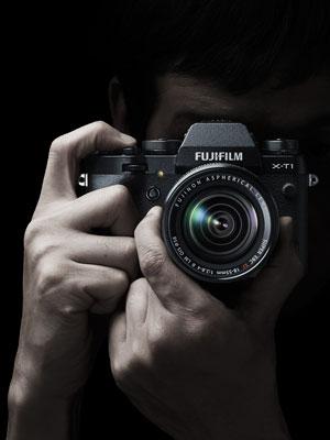 Evolved SLR handling, the Fujifilm X-T1 | Fujifilm