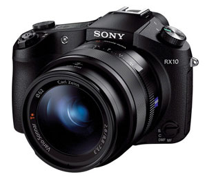 Sony's RX10 bridge camera -- a one-for-everything solution that will satisfy most photographers.