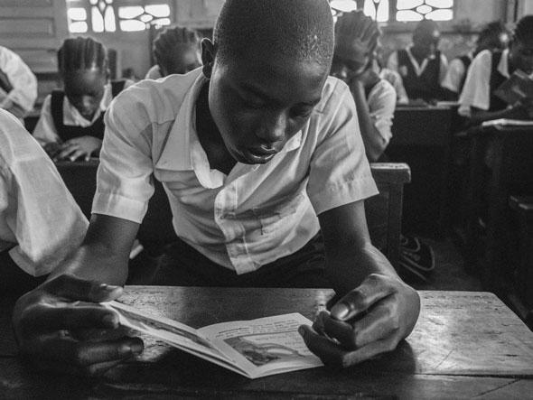 Liberia | B. D. Colen
