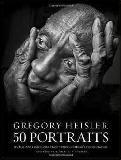 A great way to brush up on one's portrait photography: read Gregory Heisler's reference masterpiece.