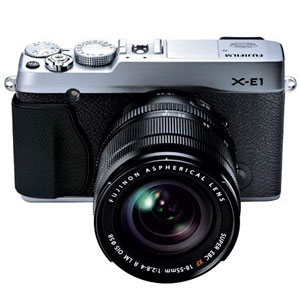 Fujifilm X-E1 killer kit for $699 only...