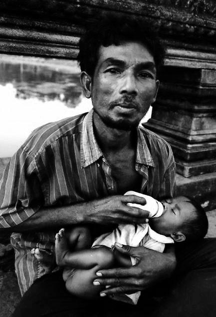 Angkor Wat, Cambodia (Ilford/scan) | Daniel Kestenholz
