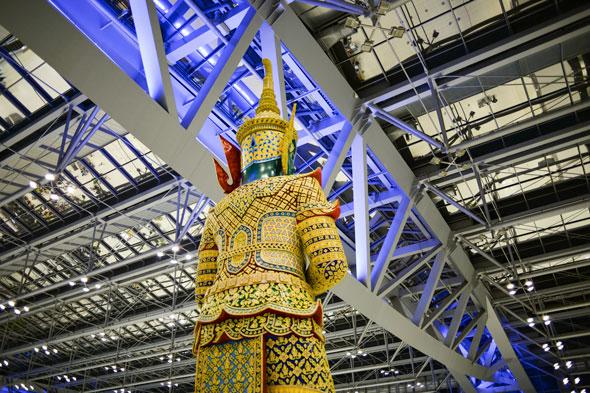 Suvarnabhumi Airport, Bangkok | Daniel Kestenholz