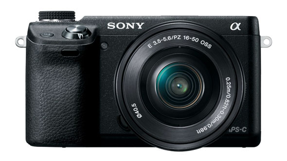 Nearly half price for the Sony NEX-6 kit with 16-50mm power zoom lens.