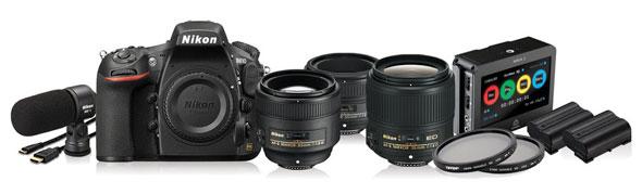 Nikon D810 Filmmaker's Kit