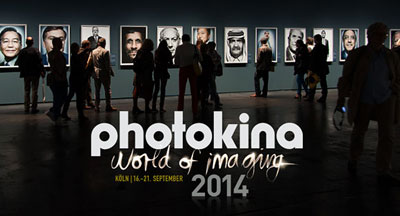 Photokina, world's leading photography trade fair