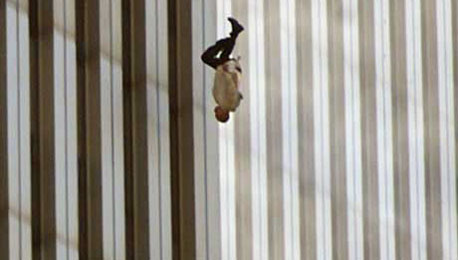 The Falling Man Photograph Controversy