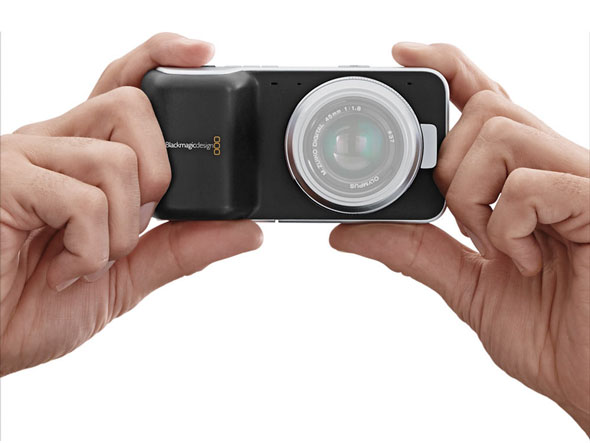 Blackmagic Design Pocket Camera for half price...